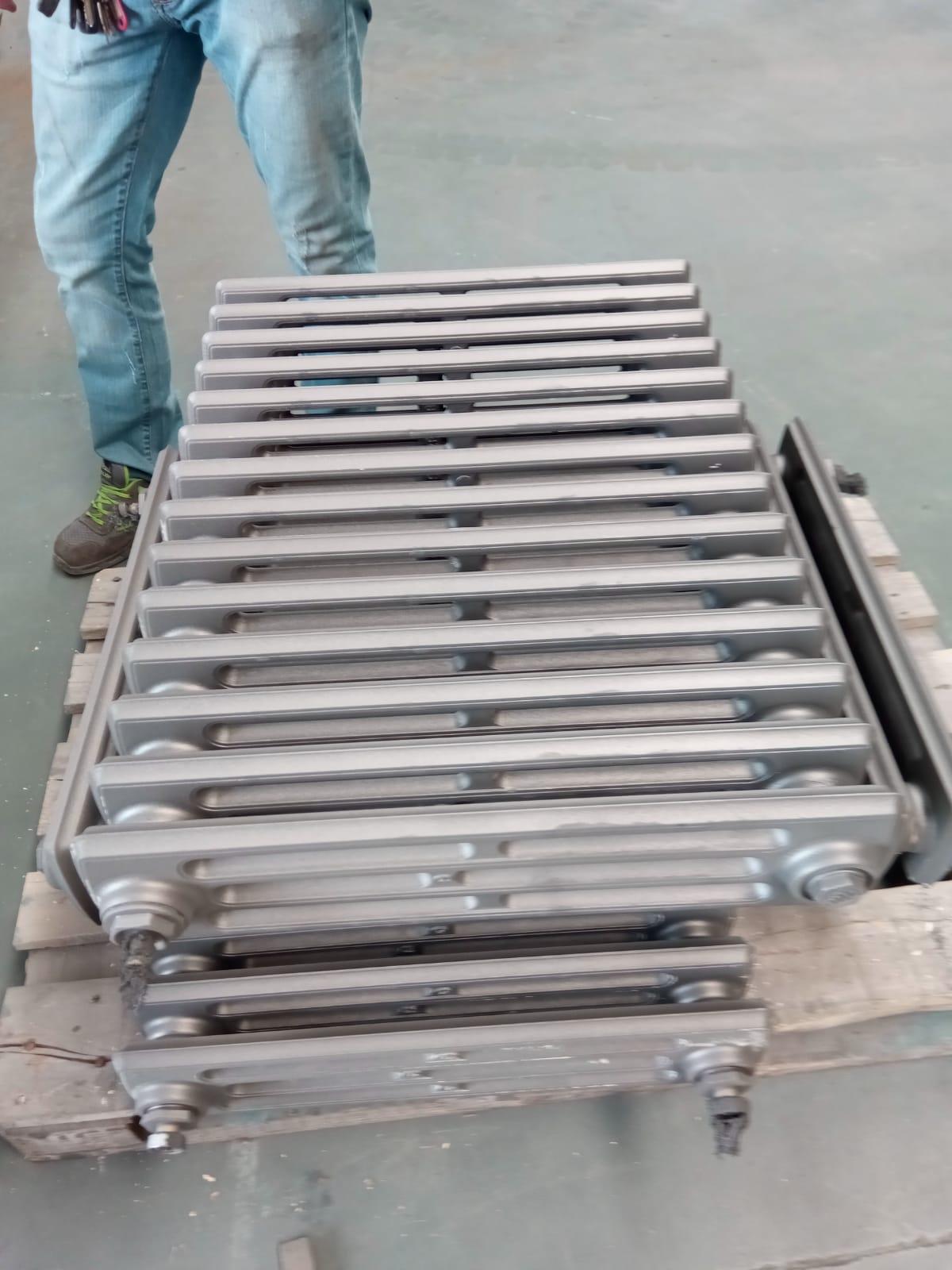 Verniciare Caloriferi In Ghisa verniciatura radiatori in ghisa – edilfer pitture